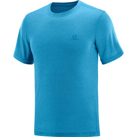 Salomon Explr SS Tee Men, fjord blue